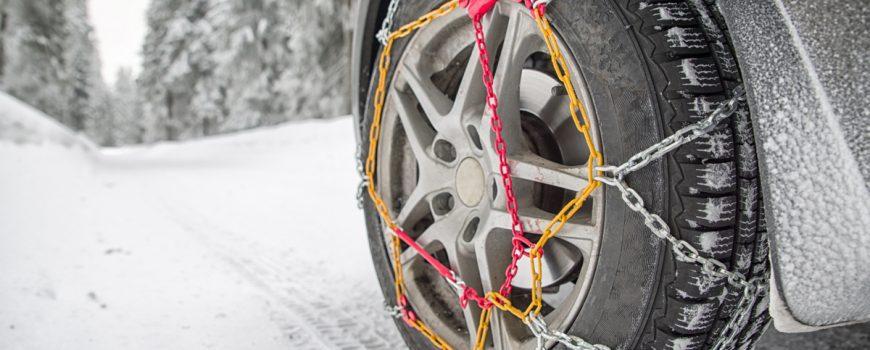 Jak vybrat sněhové řetězy?