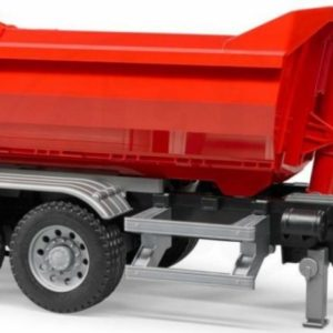 Sklápěcí přívěs pro nákladní auta 03923 BRUDER | Jipos.cz