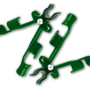 Spojka křížová na zahradní tyče 16mm