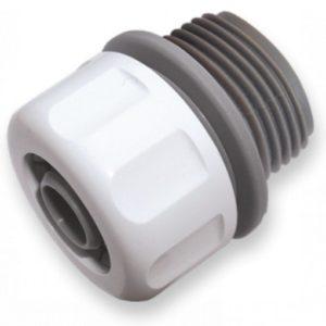 """WHITE LINE adapter s vnějším závitem na hadici 1/2"""""""