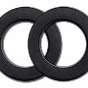Ploché gumové těsnění na závit 25mm | Jipos.cz