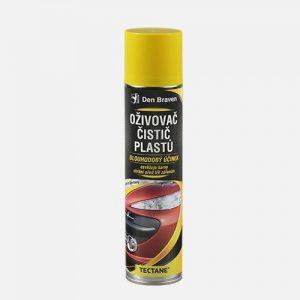 Oživovač-čistič plastů citron 400ml DEN BRAVEN | Jipos.cz