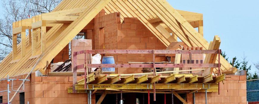 Přichází zima: Nestihli jste dostavět zděný dům?