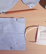 Jak vyrobit roušku a jak o ni pečovat?