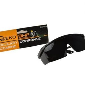 Ochranné brýle černé GEKO | Jipos.cz