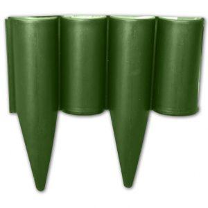 Plastový obrubník - palisáda 2
