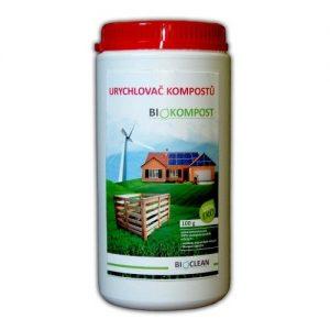 Urychlovač kompostů - BIOKOMPOST 1kg KAXL | Jipos.cz