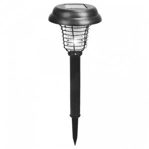 Zahradní svítidlo solární s hubičem hmyzu LED/UV na hrotu | Jipos.cz