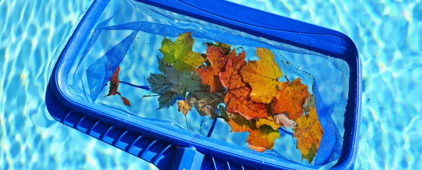Tipy, jak zazimovat venkovní bazén