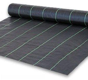 Agrotextílie 94g/m² černá proti plevelu 100x0