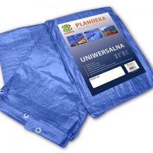 Plachta zakrývací 60g voděodolná 4x3m BLUE | Jipos.cz