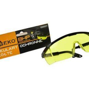 Ochranné brýle žluté GEKO | Jipos.cz