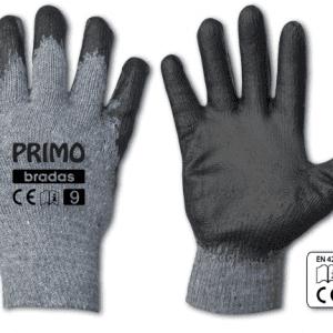 Pracovní rukavice bavlněné PRIMO latex - různé velikosti | Jipos.cz