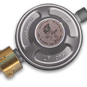 Regulátor tlaku plynu 50mbar