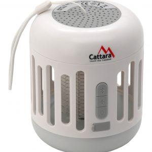 Svítilna MUSIC CAGE Bluetooth nabíjecí + UV lapač hmyzu | Jipos.cz