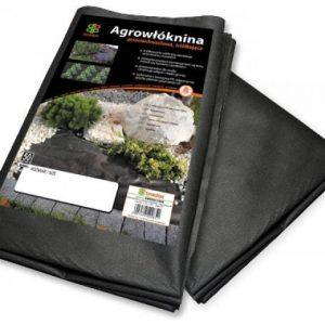 Agrovláknina 50g/m² černá proti plevelu