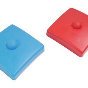 Plastová krytka - hranol 100x100mm JUST FUN | Jipos.cz