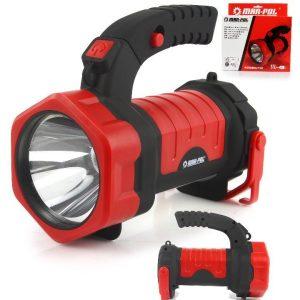 Nabíjecí světlo / LED PIPER 3W MAR-POL | Jipos.cz