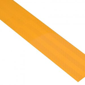 Samolepící páska reflexní 1m x 5cm žlutá   Jipos.cz