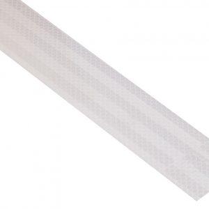 Samolepící páska reflexní 1m x 5cm bílá   Jipos.cz