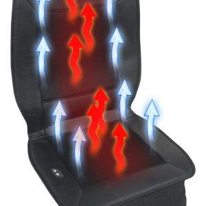 Potah sedadla vyhřívaný s ventilací 12V SEASONS   Jipos.cz