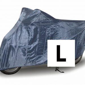 Ochranná plachta na motocykl L 229x100x125cm NYLON | Jipos.cz