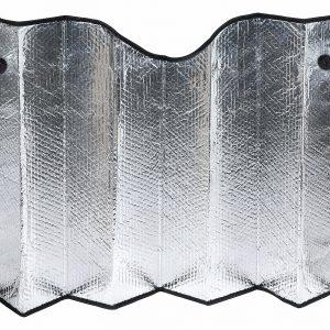Clona sluneční na čelní sklo ALU 130 x 60cm   Jipos.cz
