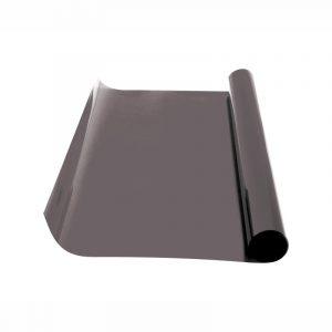 Folie protisluneční 50x300cm  medium black 25% | Jipos.cz