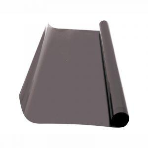 Folie protisluneční 75x300cm  medium black 25% | Jipos.cz