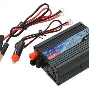 Trafo 12/230V 300W + USB | Jipos.cz