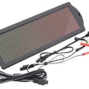Nabíječka solární 1