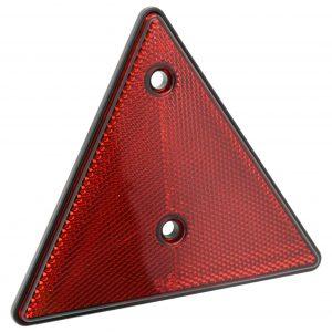 Odrazka trojúhelník 15cm E homologace 1ks | Jipos.cz