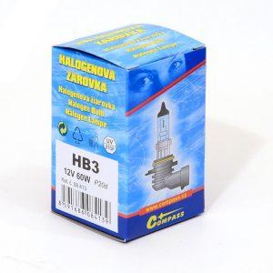 Žárovka 12V  HB3  60W P20d box | Jipos.cz