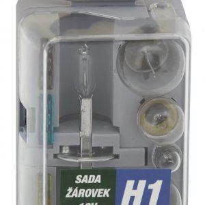 Žárovky servisní box univerzální H1 GREEN | Jipos.cz