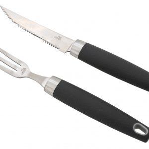 Grilovací steakový příbor SHARK 24 cm | Jipos.cz