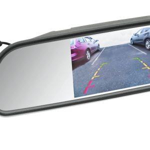 LCD display/zrcátko na zpětné zrcátko | Jipos.cz