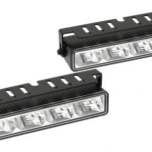 Světla denního svícení 4 HIGH POWER LED 12V/24V   Jipos.cz