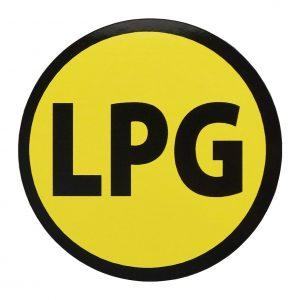 Samolepka LPG (70 mm)   Jipos.cz
