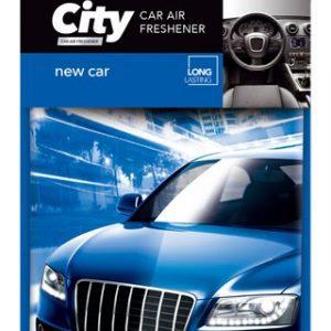Osvěžovač AROMA CAR CITY NEW CAR | Jipos.cz