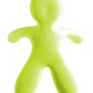 Osvěžovač Mr&Mrs Fragrance CESARE Green Citrus Zelený | Jipos.cz