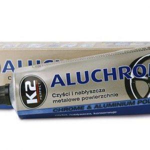 K2 ALUCHROM 120 g - pasta na čištění a leštění kovových povrchů | Jipos.cz
