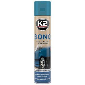 K2 BONO 300 ml - oživovač plastů   Jipos.cz