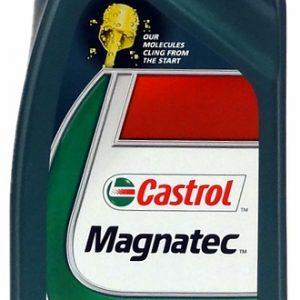 Olej motorový Castrol magnatec 10W-40 1L A3/B4   Jipos.cz