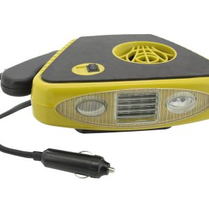 Ventilátor s ohřevem FROST 3in1 12V | Jipos.cz